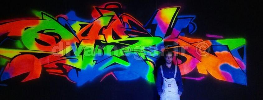 سفارش گرافیتی