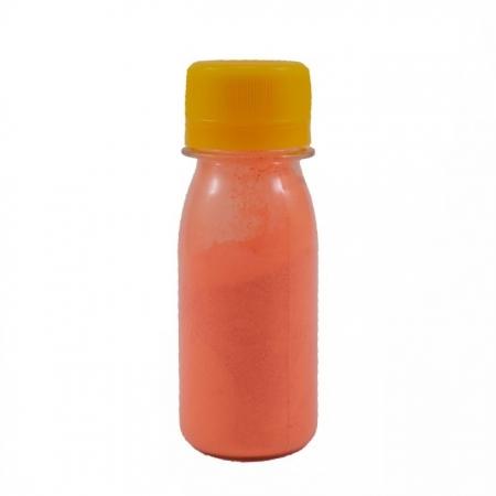 پودر فلورسنت بلک لایت نارنجی